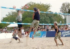 beachvolleyball small